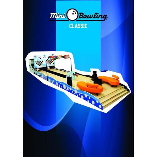 Mini Bowling & Mini Boleras: Mini Bowling Classic