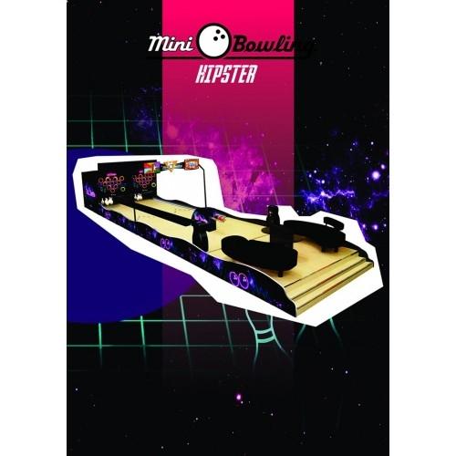 Mini Bowling & Mini Boleras: Mini Bowling Hipster