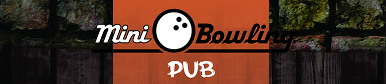 Mini Bowling & Mini Boleras: Mini Bowling Pub
